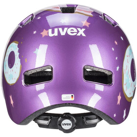 UVEX hlmt 4 Helm Kinderen, purple